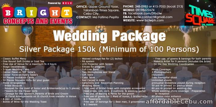 3rd picture of wedding package deals Offer in Cebu, Philippines