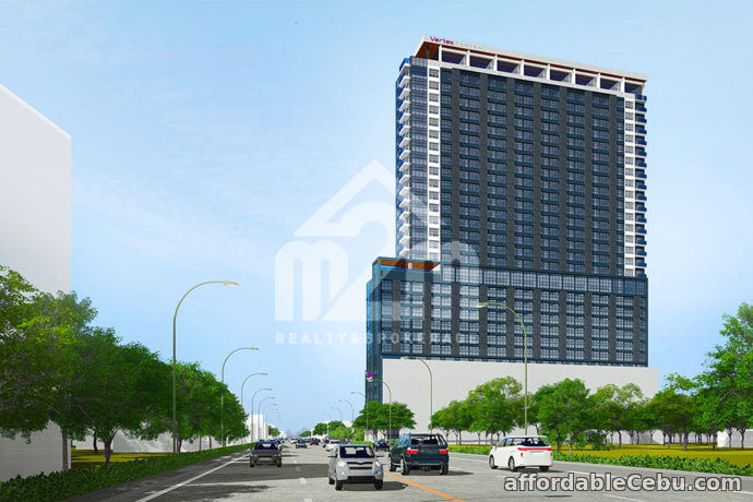1st picture of Vertex Central(STUDIO UNIT) Archbishop Reyes Ave, Cebu City For Sale in Cebu, Philippines