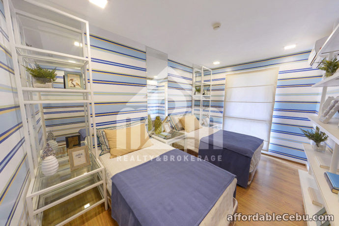 3rd picture of City de Mare Amalfi(2-BEDROOM UNIT) South Road Property, Cebu City For Sale in Cebu, Philippines
