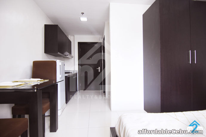 5th picture of Condo For Sale & Ready Occupancy - Bamboo Bay Resort Condominium(STUDIO UNIT) Hernan Cortes Corner F. Cabahug St., Cebu For Sale in Cebu, Philippines