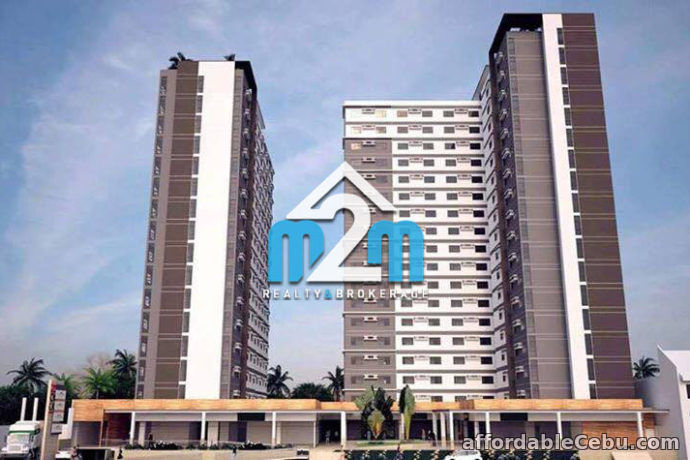 1st picture of Casa Mira Towers(Studio Unit) Salvador, Labangon, Cebu City For Sale in Cebu, Philippines