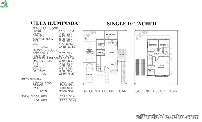 3rd picture of Single Detached House for sale at Villa Illumida in Mactan Cebu For Sale in Cebu, Philippines