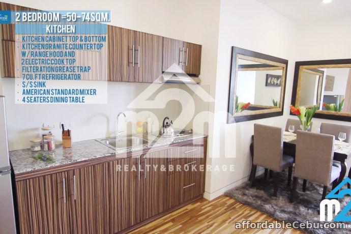 3rd picture of La Nivea Condominium(2-BEDROOM UNIT) Lahug, Cebu City For Sale in Cebu, Philippines