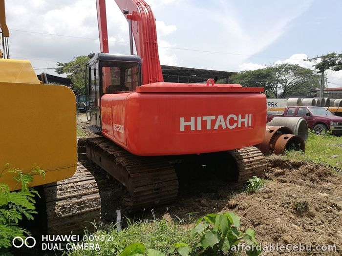 3rd picture of Backhoe Excavator Long Reach Arm Hitachi EX200-3M For Sale in Cebu, Philippines