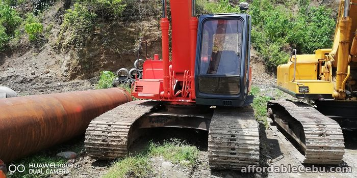 2nd picture of Backhoe Excavator Long Reach Arm Hitachi EX200-3M For Sale in Cebu, Philippines