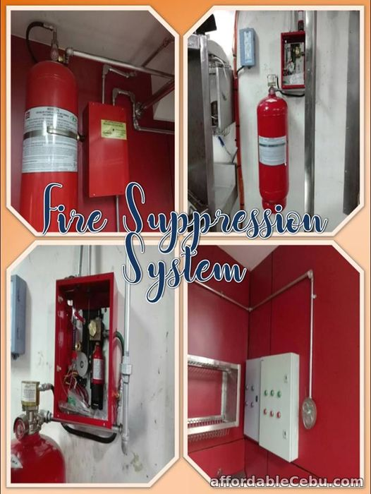1st picture of Fire Suppression and Chilled water installation Offer in Cebu, Philippines