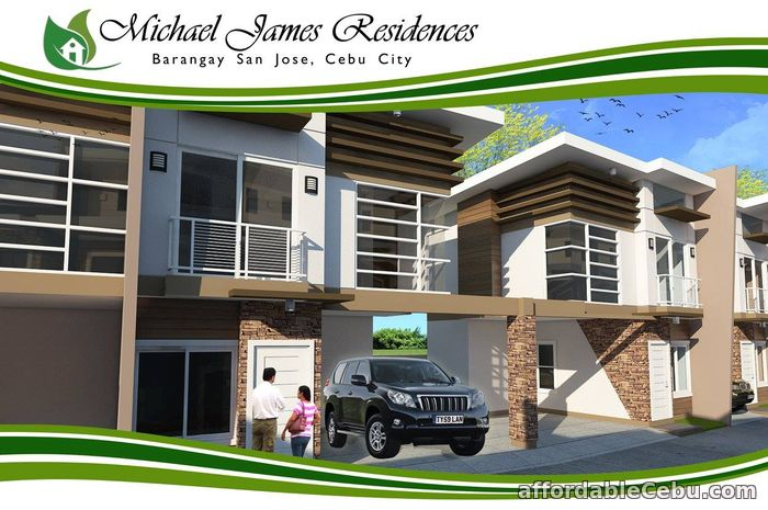 1st picture of house for sale infront of Montessori School Talamban Cebu City For Sale in Cebu, Philippines
