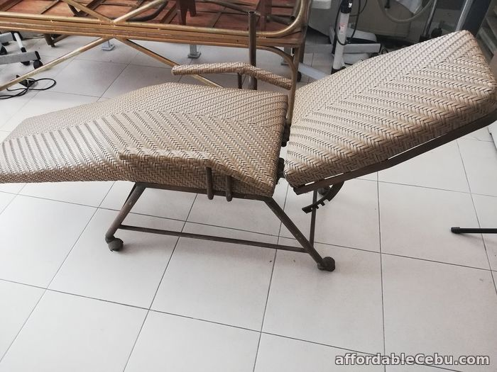 5th picture of Check up bed (Rattan with metal frame) For Sale in Cebu, Philippines