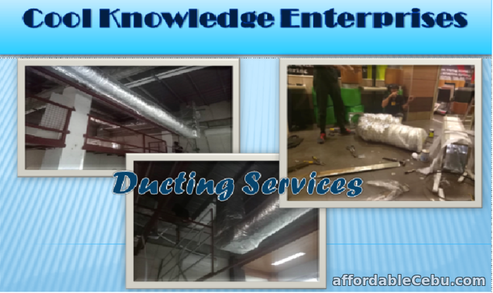 2nd picture of Ducting works and Ventilation system Offer in Cebu, Philippines