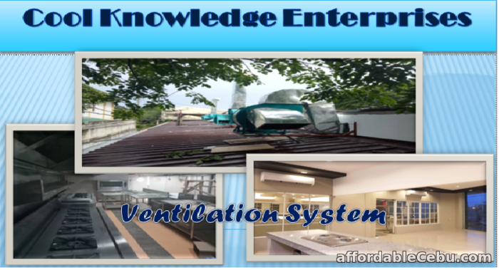 1st picture of Ducting works and Ventilation system Offer in Cebu, Philippines
