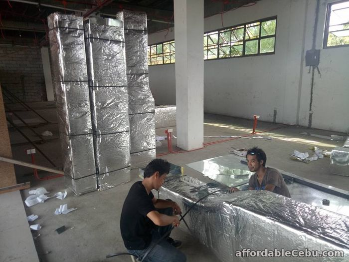 2nd picture of Exhaust Blower and Ducting Services Offer in Cebu, Philippines