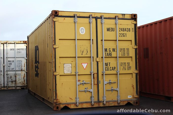 1st picture of Container Van for Sale For Sale in Cebu, Philippines