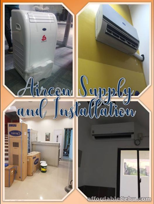 2nd picture of Installation of Exhaust and Airconditioning System Offer in Cebu, Philippines