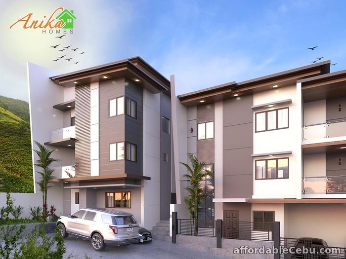 2nd picture of Executive Houses for sale at Anika Homes in South Hills Tisa Labangon Cebu City For Sale in Cebu, Philippines
