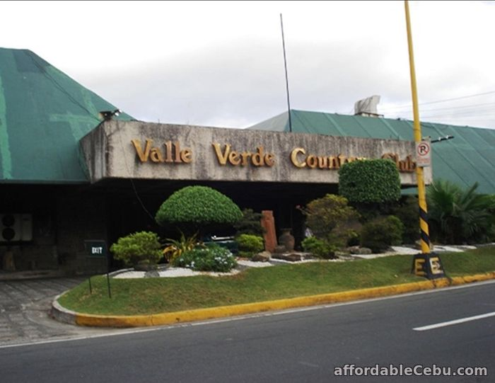 1st picture of House & lot for Sale Valle Verde 1 For Sale in Cebu, Philippines