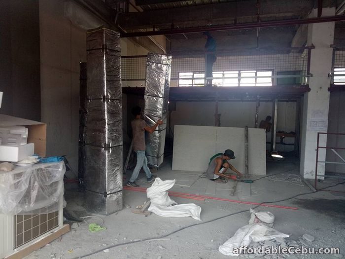 2nd picture of Korean Restaurant Ducting Works Offer in Cebu, Philippines