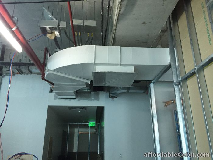 3rd picture of exhaust motor and fresh air supply and installation Offer in Cebu, Philippines