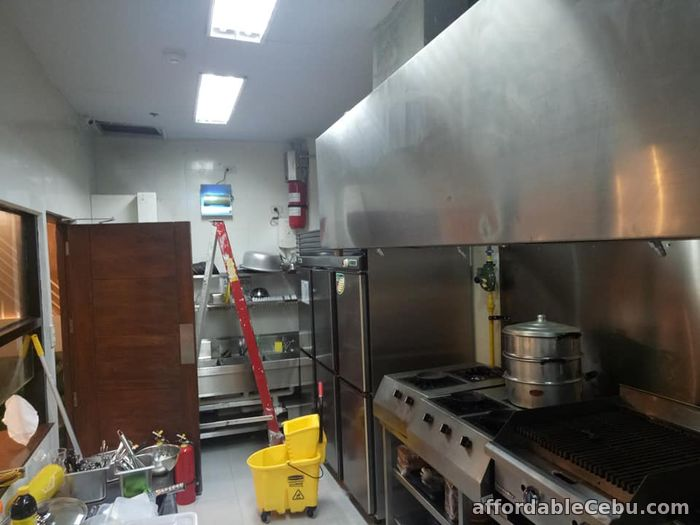1st picture of Hot Kitchen Exhaust and Fresh air system Offer in Cebu, Philippines