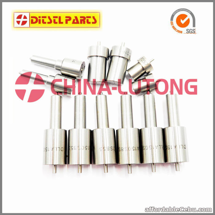 1st picture of Diesel auto power injector nozzleDLLA145P1738 / 0433172062 Common Rail Nozzle fits for Common Rail Injector 0445110321 for Engine VM-JE4D25A For Sale in Cebu, Philippines