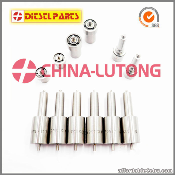 1st picture of Best automatic fuel nozzlDLLA148P2221 / 0433172221 Injector Nozzle Diesel match Control Valve F00RJ01727 for Common Rail Injector 0445120265 For Sale in Cebu, Philippines