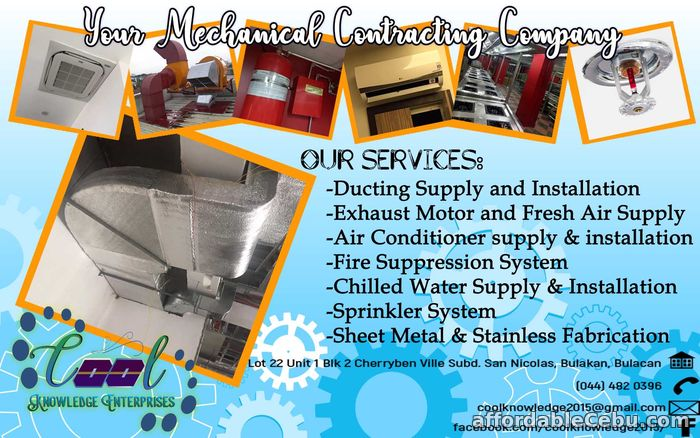 """1st picture of Aircon Supply and Installation """"all brands and type"""" For Sale in Cebu, Philippines"""