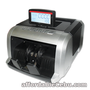 1st picture of Bill Counter Money Cash Counter db-9200 with uv and external display For Sale in Cebu, Philippines