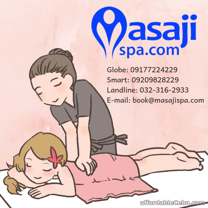 1st picture of Get massaged and relaxed. Book now! Offer in Cebu, Philippines