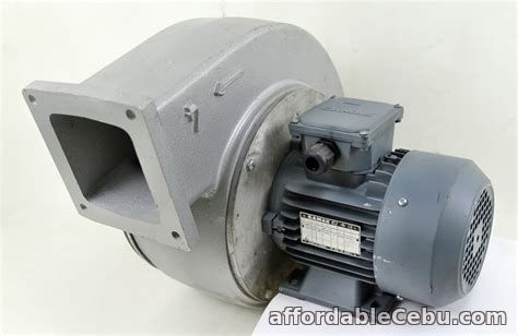 3rd picture of Supply and Installation of Exhaust Blower (Centrifugal fan) Offer in Cebu, Philippines