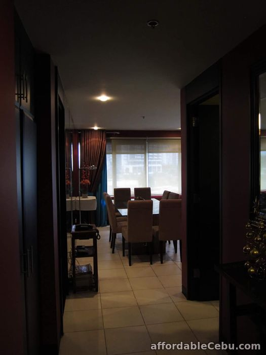3rd picture of FOR LEASE:  Fairways Tower, BGC  1 Bedroom (combined unit) For Rent in Cebu, Philippines