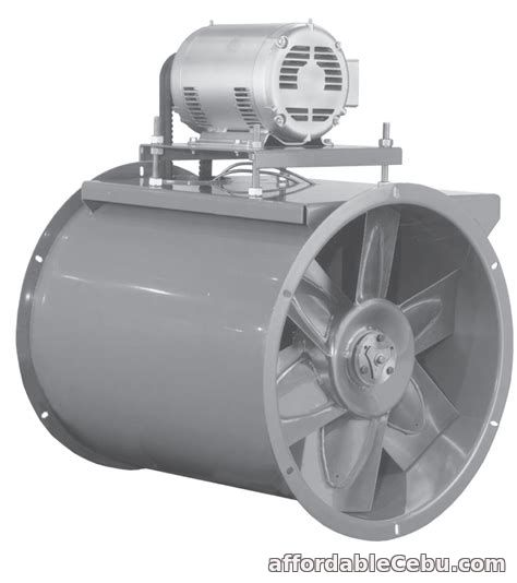1st picture of Centrifugal Fan and Tube Axial motor Installation Offer in Cebu, Philippines