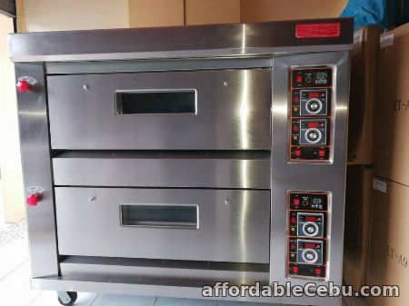 1st picture of 2 deck 4 Trays Gas Oven For Sale in Cebu, Philippines