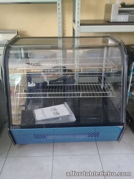 2nd picture of Square Cold Tabletop Cake Chiller (Brand New) For Sale in Cebu, Philippines