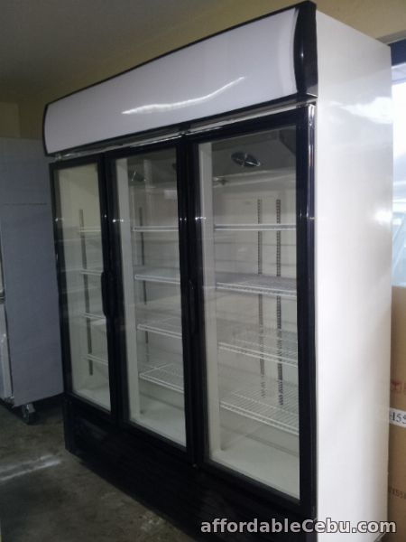 1st picture of 3 Door Upright Display Chiller For Sale in Cebu, Philippines