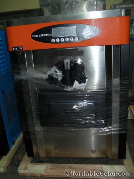 1st picture of Soft Ice Cream Machine (LATEST MODEL) 1 nozzles For Sale in Cebu, Philippines