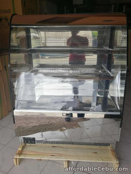 1st picture of Open type Display Chiller Curtain Style For Sale in Cebu, Philippines