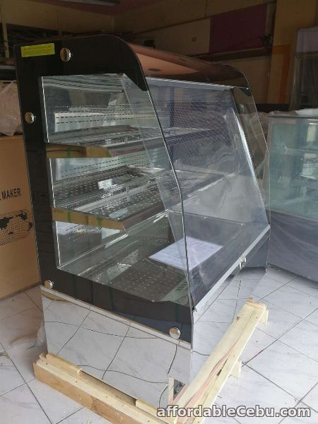2nd picture of Open type Display Chiller Curtain Style For Sale in Cebu, Philippines