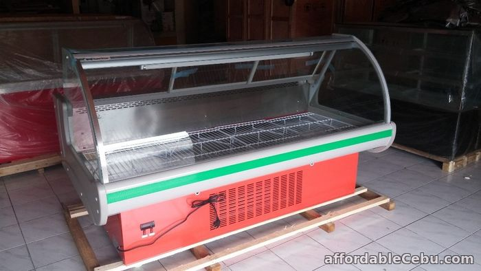 1st picture of Meat Chiller Showcase  2.0meter (Brand New) For Sale in Cebu, Philippines