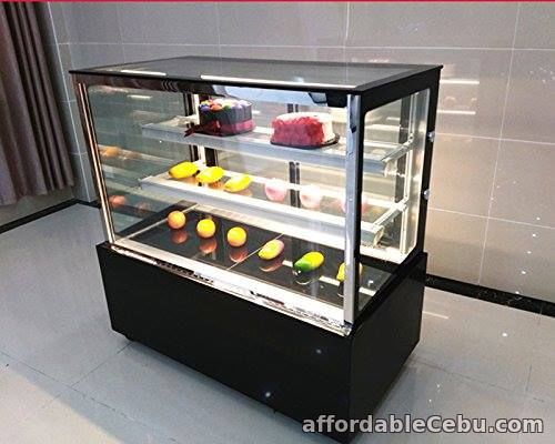 1st picture of Cake Chiller 5ft. Japanese Style (Brand New) For Sale in Cebu, Philippines