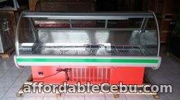 2nd picture of Meat Chiller Showcase  2.0meter (Brand New) For Sale in Cebu, Philippines