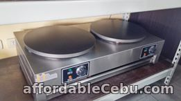 2nd picture of Crepe Maker (Brand New on STOCK) For Sale in Cebu, Philippines