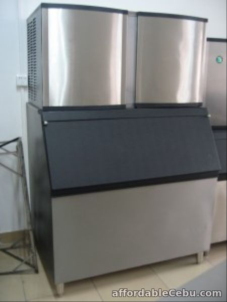 1st picture of Ice Cube Maker 700kg For Sale in Cebu, Philippines