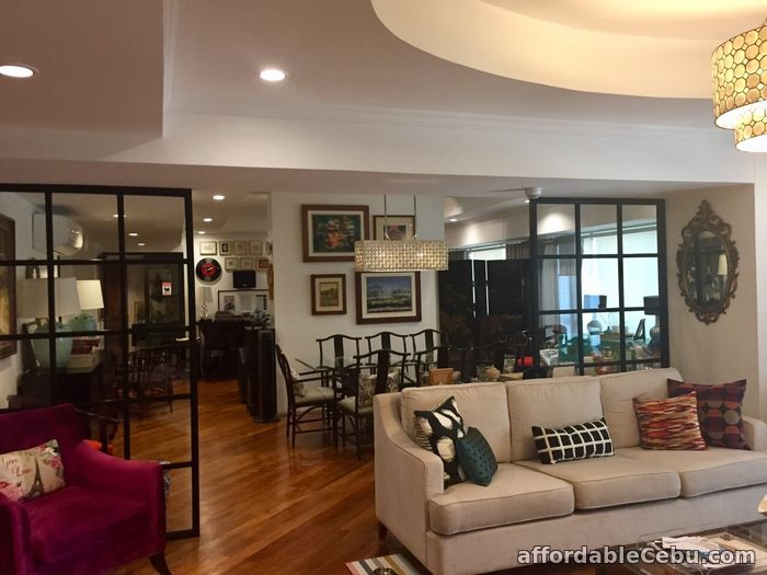 1st picture of FRASER PLACE 3 Bedroom Unit for Sale For Sale in Cebu, Philippines