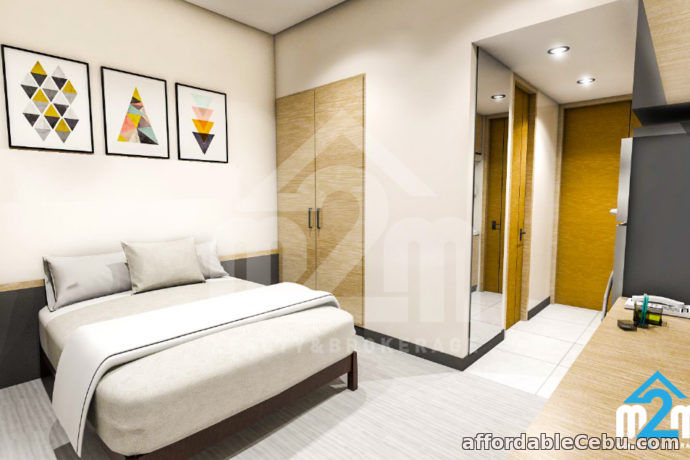 3rd picture of One Astra Place(STUDIO UNIT) A.S Fortuna, Mandaue City, Cebu For Sale in Cebu, Philippines
