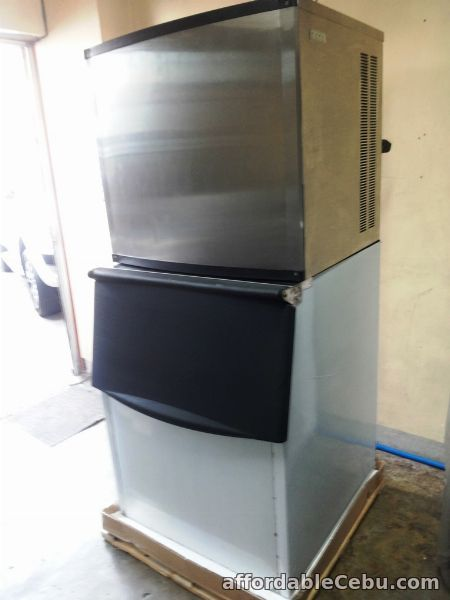 1st picture of Ice Cube Maker 500kg For Sale in Cebu, Philippines
