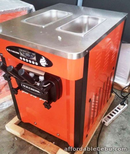 2nd picture of Soft Ice Cream Machine (LATEST MODEL) 3 nozzles For Sale in Cebu, Philippines