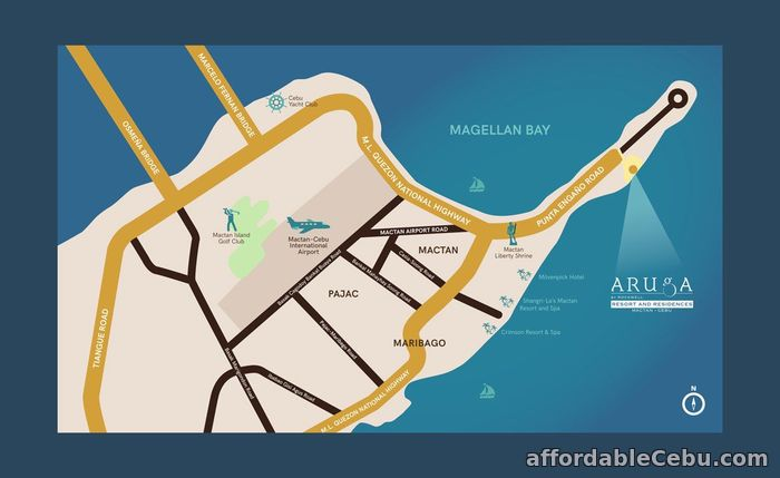 5th picture of Aruga Resort and Residences Mactan – Cebu by Rockwell For Sale in Cebu, Philippines