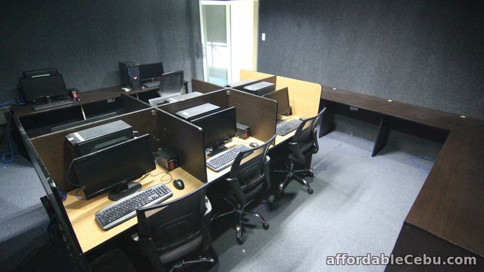 3rd picture of Seat Lease and Dedicated Office Space Services in Cebu For Rent in Cebu, Philippines