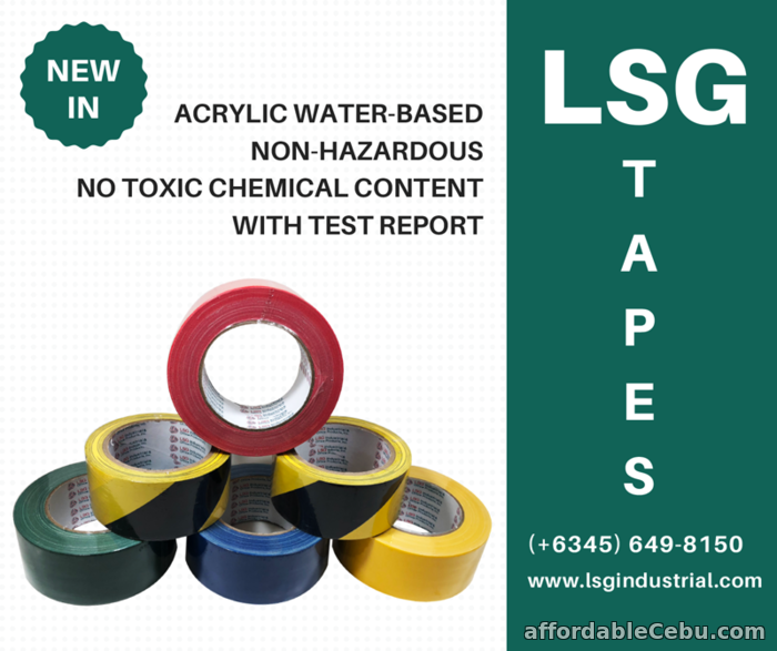 1st picture of LSG Adhesive Tapes For Sale in Cebu, Philippines
