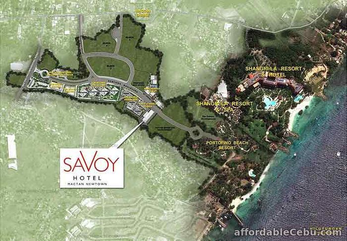 5th picture of Condotel for investment at Savoy Hotel at The Mactan Newtown For Sale in Cebu, Philippines