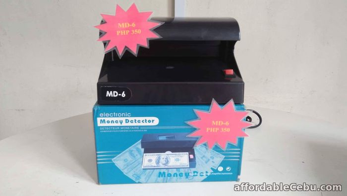 1st picture of Money Detector MD-6 For Sale in Cebu, Philippines